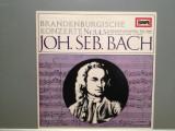 Bach -Brandenburg Concertos no 3/4/5 (1971/Miller rec/RFG) - VINIL