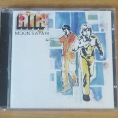 AIR - Moon Safari CD (1998)