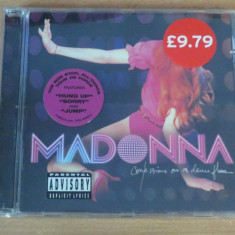 Madonna - Confessions On A Dance Floor CD - Muzica Pop warner