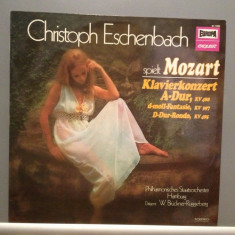 Mozart - Piano Concert KV 488/397/485 (1981/EUROPA Rec/RFG) - VINIL/Impecabil - Muzica Clasica Altele