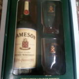 Jameson Irish Whiskey 700 ml cu 2 pahare