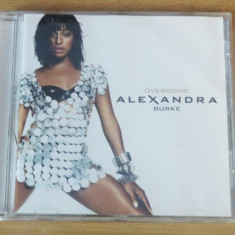 Alexandra Burke - Overcome CD - Muzica Pop sony music