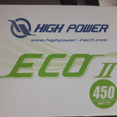 Sirtec - High Power Eco II 450W - Sursa PC