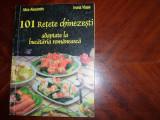 101  RETETE  CHINEZESTI  ADAPTATE  LA  BUCATARIA  ROMANEASCA  (rara, ilustrata)*