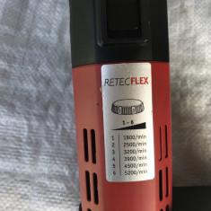Masina de slefuit beton FLEX 1400W - Slefuitor