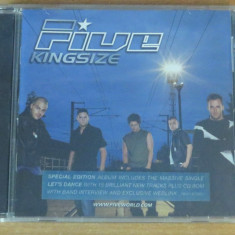 Five - Kingsize CD (2001) - Muzica Pop rca records