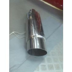 toba sport CU 1 IESIRE ROTUNDA SI TESITA cu silencer