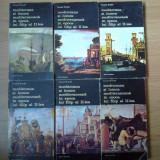 D4 Mediterana Si Lumea Mediteraneana In Epoca Lui Filip Al Ii Lea-F Braudel 6vol - Carte Istoria artei