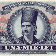 1000 Lei 1948 - Bancnota romaneasca