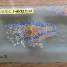 Scumiera/ vide poche de sticla Spania - Gaudi