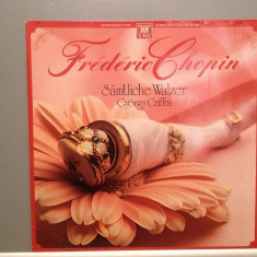 Chopin - All Waltzes - Gyorgy Cziffra -piano (1963/Phonogram/RFG) - VINIL/RAR/NM - Muzica Clasica universal records