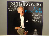 TSCHAIKOWSKY - CONCERT FOR PIANO -A.RUBINSTEIN(1969/ORBIS /RFG) -VINIL/Impecabil, rca records