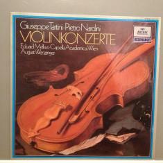 TARINI/NARDINI - VIOLIN CONCERTO(1966/ARCHIV/W.GERMANY) - VINIL/Impecabil - Muzica Clasica universal records
