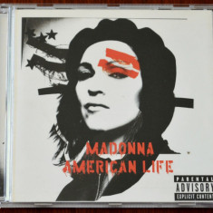 Madonna - American Life CD - Muzica Pop warner