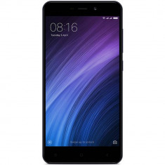 Smartphone Xiaomi Redmi 4A 16GB Dual Sim 4G Black - Telefon Xiaomi