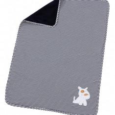 Paturica Bebe Stripes Navy - Saltea Copii