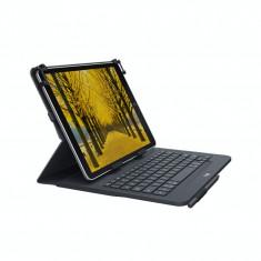 Husa Logitech BT cu tastatura pentru tablete