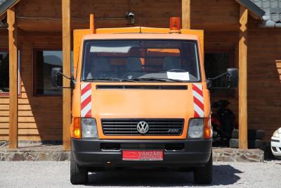 2916//VW LT 35 basculabil foto