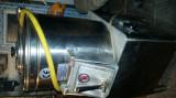 Fritoza si curatator cartofi profesionale