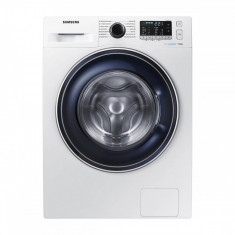 Masina de spalat rufe Samsung WW70J5345FW/LE EcoBuuble 7 kg 1200 RPM Clasa A+++ Alb, 1100-1300 rpm, A+++