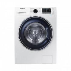 Masina de spalat rufe Samsung WW70J5545FW/LE EcoBubble 7 kg 1400 RPM Clasa A+++ Alb, 1300-1500 rpm, A+++