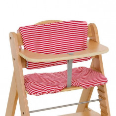 Pernita Pentru Scaunele de masa Alpha - Red Stripe Hauck