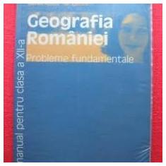 Manual Geografia Romaniei Cls.xii-a - Silviu Negut - Manual scolar humanitas, Clasa 12, Geografie