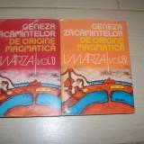 GENEZA ZACAMINTELOR DE ORIGINE MAGMATICA IOAN MARZA VOL,1,2,3