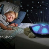 Broasca Testoasa Turtle Night Sky Cconstellation cu Melodii - Lampa veghe copii Altele, Maro
