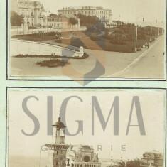CARTE POSTALA, CONSTANTA, VEDERE SPRE CAZINOU, 1901