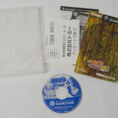 Joc Nintendo Gamecube - Naruto: Gekitou Ninja Taisen! 4 - NTSC-J, Actiune, Toate varstele, Single player