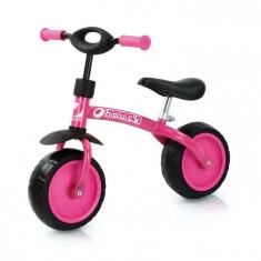 Bicicleta Fara Pedale Super Rider 10 - Roz - Bicicleta copii Hauck