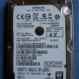 Hard HITACHI 500Gb (h10) HDD Sata 3 Leptop 5400RPM Perfect Fuctional - HDD laptop