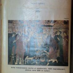 ISTORIA ARTEI ROMANESTI - VASILE FLOREA CHISINAU 1991 - Carte Istoria artei