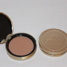 Pudra bronzanta efect mat - Too faced Chocolate Soleil - Blush
