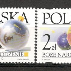 Polonia.2002 Nasterea Domnului  SP.772