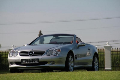 6707//Mercedes-Benz Sl 500 foto