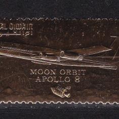 Umm al Qiwain 1969 aviatie cosmos MI 409B MNH w45 - Timbre straine, Nestampilat