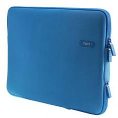 Husa Laptop YUPPI LOVE TECH 15.4 inch Neopren Blue