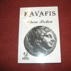 Opera poetica an 1993/397pag- Kavafis