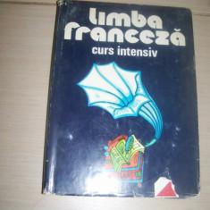 LIMBA FRANCEZA CURS INTENSIV MICAELA GULEA HENRY PIERRE BLOTTIER
