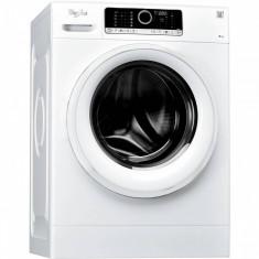 SET Masina de spalat rufe Whirlpool Supreme Care FSCR80412 Clasa A+++ 8 kg Alb + Prosop PROMO Cadou