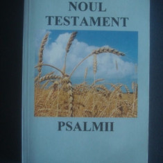 NOUL TESTAMENT - PSALMII