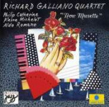 RICHARD GALLIANO QUARTET (with PHILIP CATHERINE) - NEW MUSETTE, 1991, CD