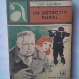 (C343) VIL LIPATOV - UN DETECTIV RURAL - Carte politiste