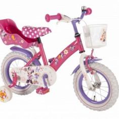 Bicicleta Minnie Mouse 12 inch E&L Cycles - Bicicleta copii