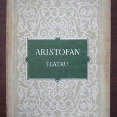 Teatru / de Aristofan - Carte Teatru