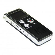 Reportofon Digital cu Activare Vocala (PRO-VOR) + Microfon Extern 1m [H640] - Camera spion