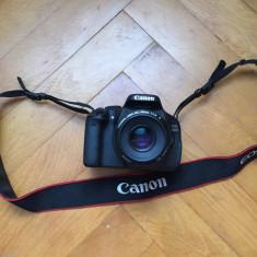 Vand camera foto Canon 600d cu obiectiv - Aparat foto DSLR