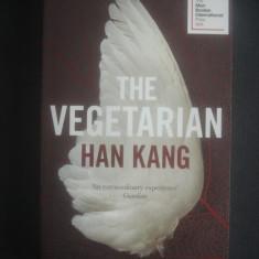 HAN KANG - THE VEGETARIAN {engleză} - Roman